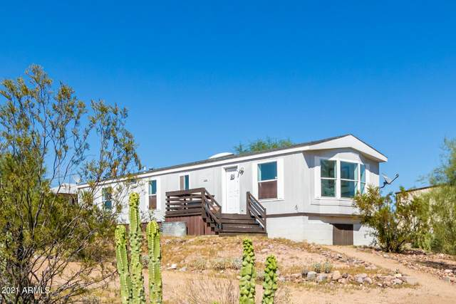 1930 E Cody Street, Apache Junction, AZ 85119 (MLS #6297639) :: Executive Realty Advisors
