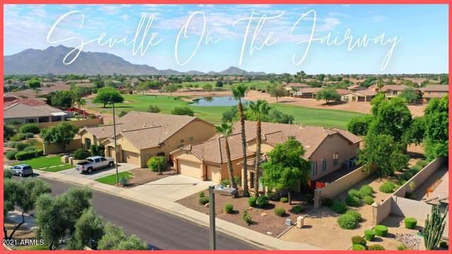 6620 S Crestview Drive, Gilbert, AZ 85298 (MLS #6297642) :: Arizona 1 Real Estate Team