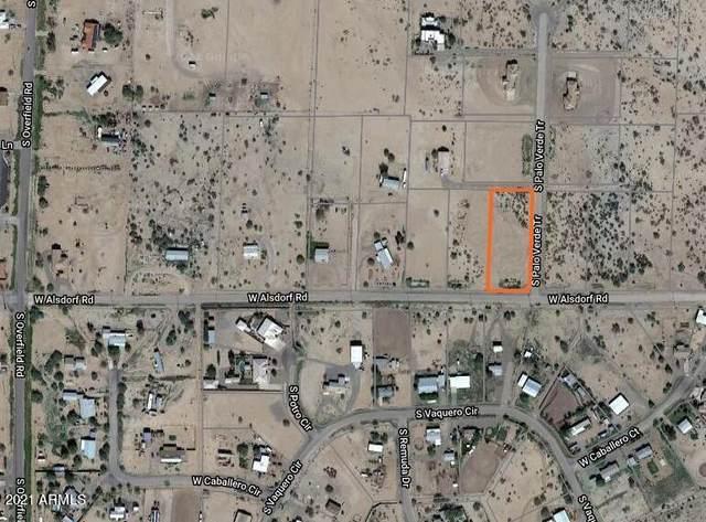 7510 W Alsdorf Road, Arizona City, AZ 85123 (#6297651) :: The Josh Berkley Team
