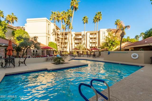 4200 N Miller Road #226, Scottsdale, AZ 85251 (MLS #6297668) :: Elite Home Advisors