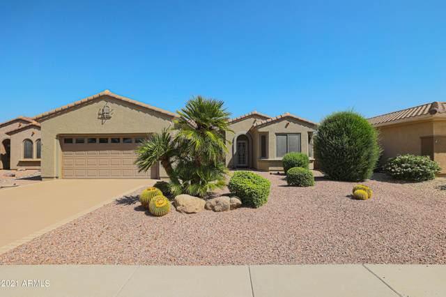 19703 N Wasson Peak Drive, Surprise, AZ 85387 (MLS #6297677) :: Elite Home Advisors