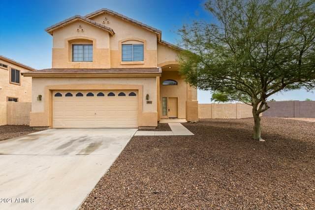 2834 N Paisley Lane, Casa Grande, AZ 85122 (MLS #6297682) :: Executive Realty Advisors