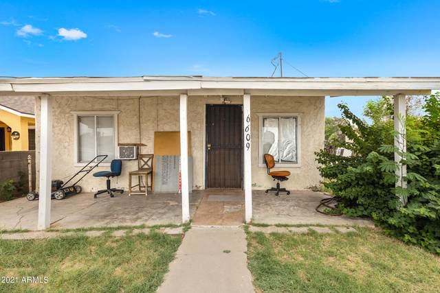6609 N 54TH Drive, Glendale, AZ 85301 (MLS #6297683) :: The Daniel Montez Real Estate Group