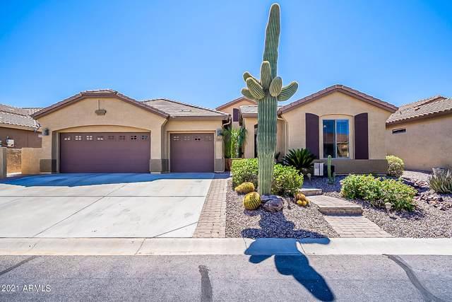 4945 W Comanche Drive, Eloy, AZ 85131 (MLS #6297684) :: Executive Realty Advisors