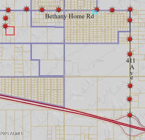 425 Dr And S Of Bethany Drive Lot, Tonopah, AZ 85354 (MLS #6297698) :: Klaus Team Real Estate Solutions