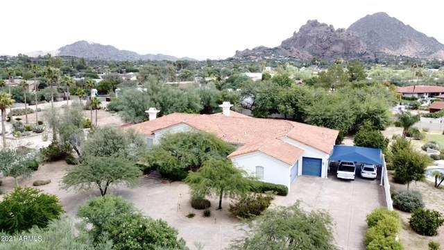 5317 N 40th Street, Phoenix, AZ 85018 (MLS #6297706) :: Elite Home Advisors