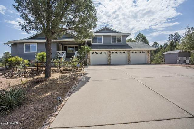 1113 S Mud Springs Road, Payson, AZ 85541 (MLS #6297708) :: Openshaw Real Estate Group in partnership with The Jesse Herfel Real Estate Group