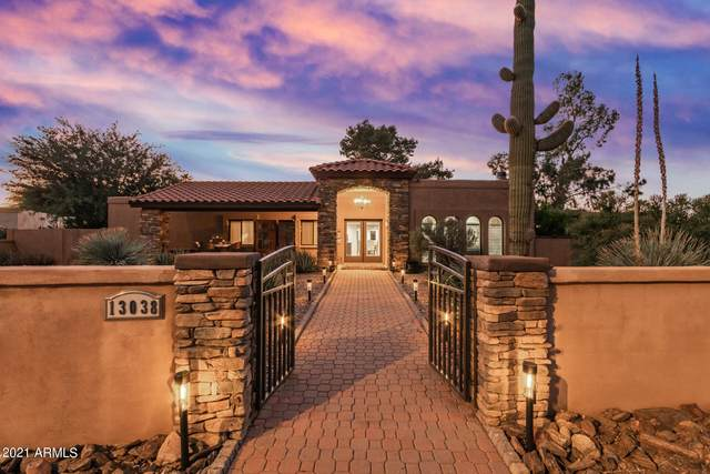 13038 N 70TH Street, Scottsdale, AZ 85254 (MLS #6297710) :: The Property Partners at eXp Realty