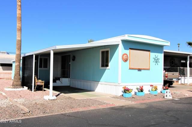 7807 E Main Street A-4, Mesa, AZ 85207 (#6297727) :: The Josh Berkley Team