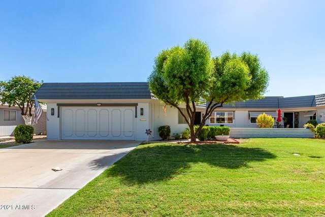 10129 W Hutton Drive, Sun City, AZ 85351 (MLS #6297735) :: Yost Realty Group at RE/MAX Casa Grande