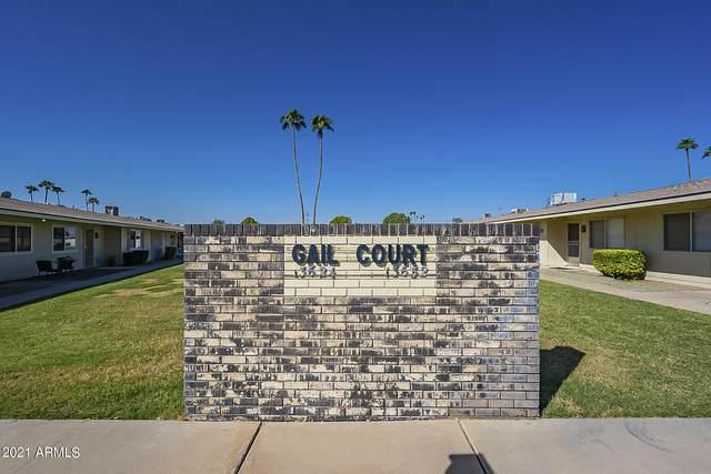 13650 N Silverbell Drive, Sun City, AZ 85351 (MLS #6297736) :: The Bole Group | eXp Realty