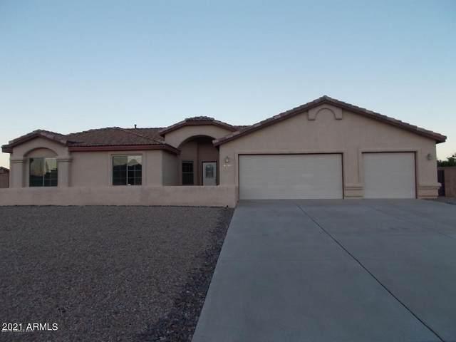 3955 Salceda Place, Sierra Vista, AZ 85650 (MLS #6297737) :: NextView Home Professionals, Brokered by eXp Realty