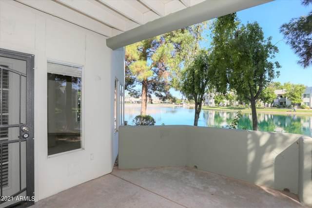 1825 W Ray Road W #1108, Chandler, AZ 85224 (MLS #6297743) :: Jonny West Real Estate
