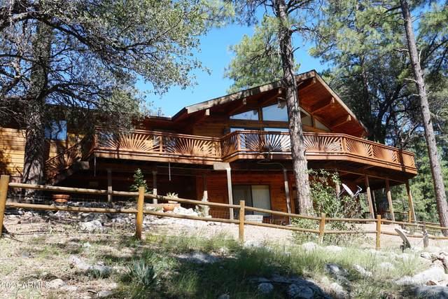 157 S Turkey Circle, Payson, AZ 85541 (MLS #6297763) :: Keller Williams Realty Phoenix