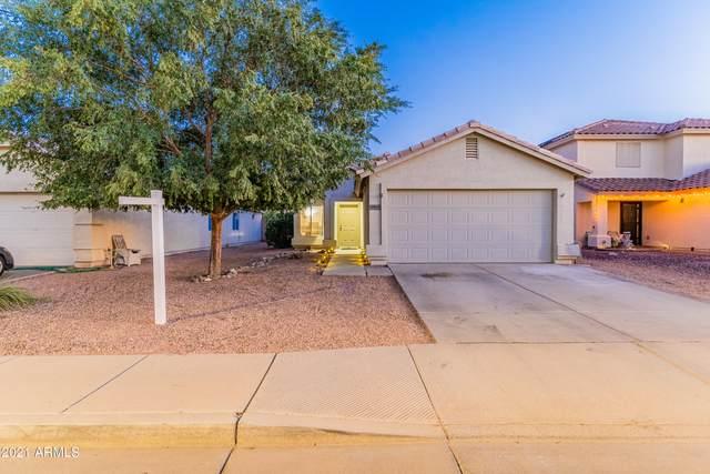 12645 W Cherry Hills Drive, El Mirage, AZ 85335 (MLS #6297767) :: Executive Realty Advisors