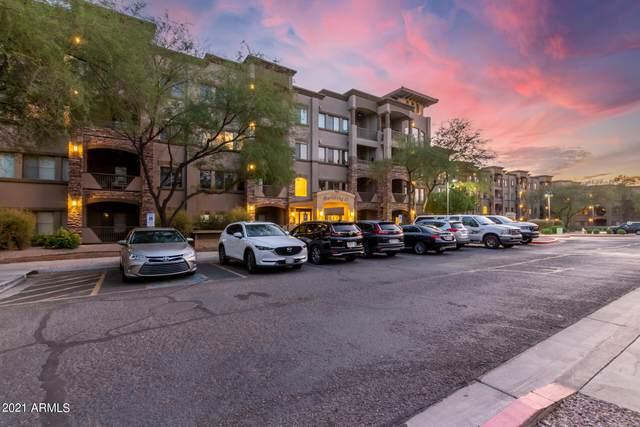 5450 E Deer Valley Drive #2211, Phoenix, AZ 85054 (MLS #6297769) :: The Bole Group | eXp Realty