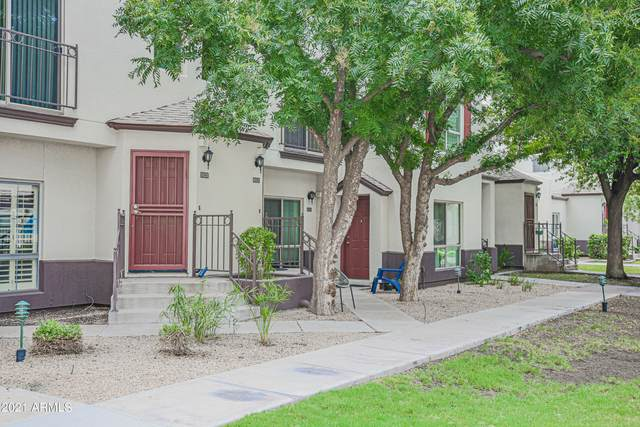 100 E Fillmore Street #216, Phoenix, AZ 85004 (MLS #6297775) :: Elite Home Advisors