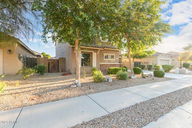 16809 W Magnolia Street, Goodyear, AZ 85338 (MLS #6297793) :: NextView Home Professionals, Brokered by eXp Realty