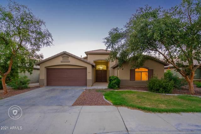 2290 S 162ND Lane, Goodyear, AZ 85338 (MLS #6297800) :: Elite Home Advisors