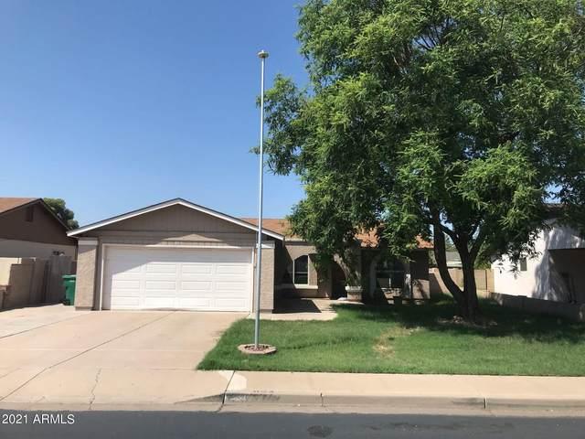 954 S 34TH Street, Mesa, AZ 85204 (MLS #6297802) :: The Bole Group   eXp Realty