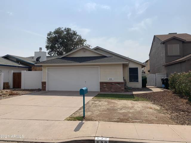 530 N Oakland Street, Mesa, AZ 85205 (MLS #6297822) :: NextView Home Professionals, Brokered by eXp Realty