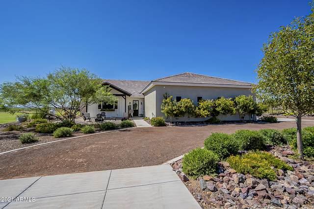 10308 S 279th Lane, Buckeye, AZ 85326 (MLS #6297823) :: Power Realty Group Model Home Center