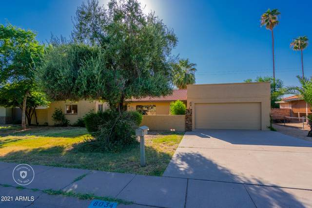 8034 N 16TH Avenue, Phoenix, AZ 85021 (MLS #6297835) :: Executive Realty Advisors