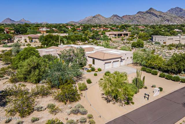 9222 E Chino Drive, Scottsdale, AZ 85255 (MLS #6297837) :: Executive Realty Advisors