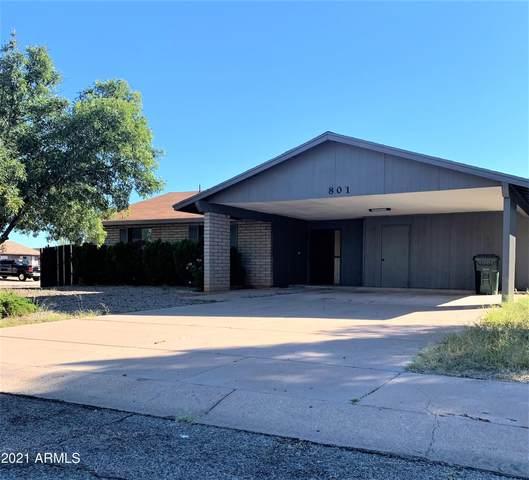 801 Cholla Drive, Sierra Vista, AZ 85635 (MLS #6297838) :: The Property Partners at eXp Realty