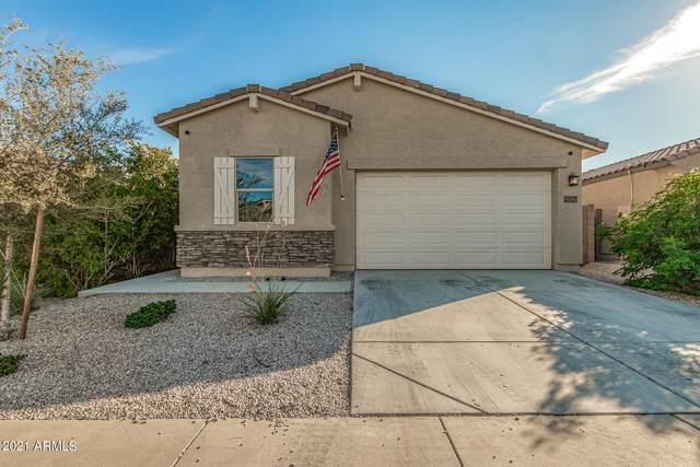 23727 W Whyman Street, Buckeye, AZ 85326 (MLS #6297842) :: Executive Realty Advisors