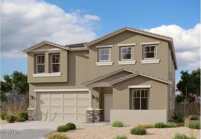 35840 W Santa Monica Avenue, Maricopa, AZ 85138 (MLS #6297843) :: Executive Realty Advisors