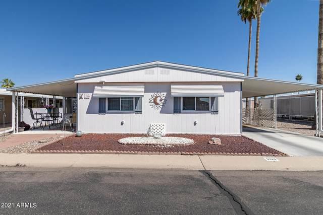 2100 N Trekell Road #209, Casa Grande, AZ 85122 (MLS #6297845) :: The Bole Group | eXp Realty