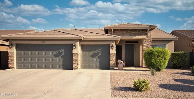 37844 W Olivo Street, Maricopa, AZ 85138 (MLS #6297848) :: Yost Realty Group at RE/MAX Casa Grande