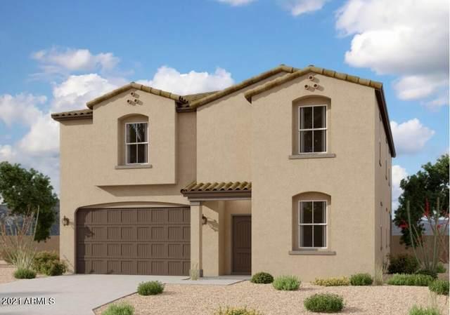 35841 W Santa Monica Avenue, Maricopa, AZ 85138 (MLS #6297851) :: The Bole Group   eXp Realty