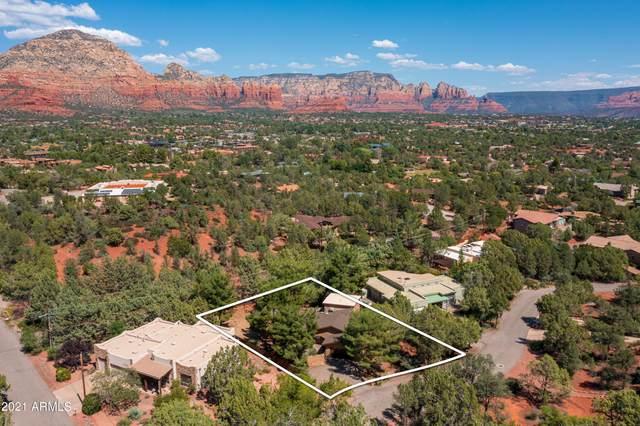 452 Juniper Drive, Sedona, AZ 86336 (MLS #6297857) :: Keller Williams Realty Phoenix