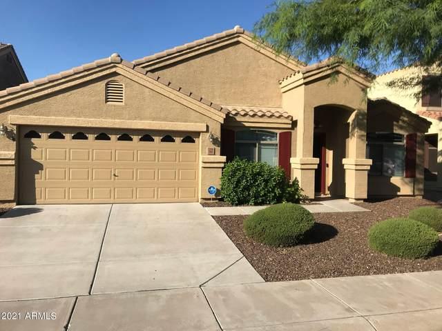 2543 E Mine Creek Road, Phoenix, AZ 85024 (MLS #6297860) :: The Bole Group | eXp Realty