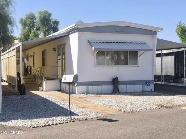 1250 E Bell Road #25, Phoenix, AZ 85022 (MLS #6297865) :: The Bole Group | eXp Realty