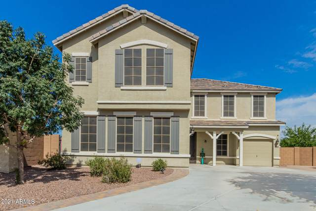 35627 N Calico Court, Queen Creek, AZ 85142 (MLS #6297869) :: Elite Home Advisors