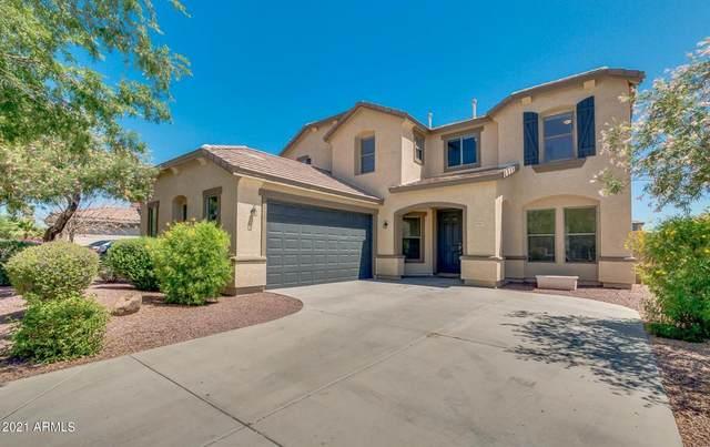 26011 N Sandstone Way, Surprise, AZ 85387 (MLS #6297874) :: Executive Realty Advisors