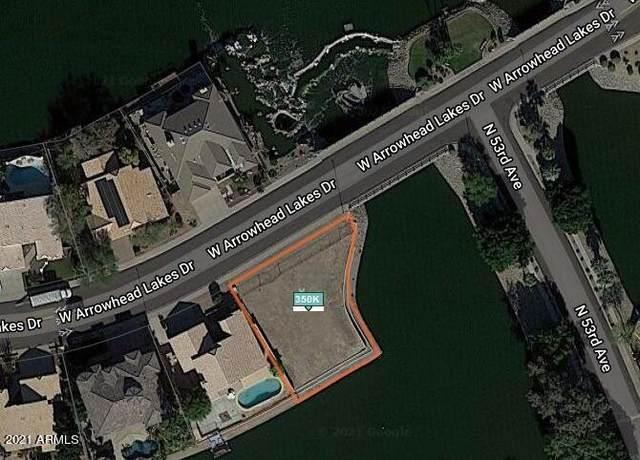 5461 W Arrowhead Lakes Drive W, Glendale, AZ 85308 (MLS #6297881) :: Hurtado Homes Group