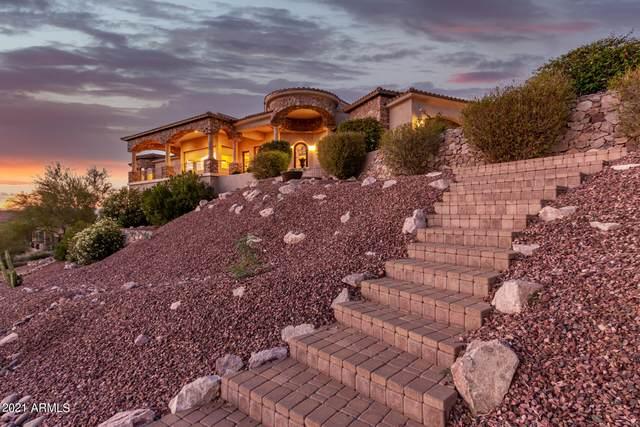 4255 S Camino De Vida, Gold Canyon, AZ 85118 (MLS #6297888) :: Executive Realty Advisors