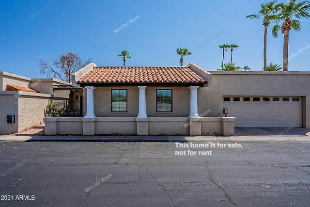 350 W Mclellan Road #6, Mesa, AZ 85201 (MLS #6297890) :: Elite Home Advisors
