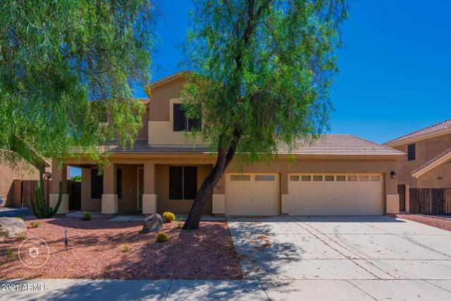 7407 W Honeysuckle Drive, Peoria, AZ 85383 (MLS #6297897) :: NextView Home Professionals, Brokered by eXp Realty