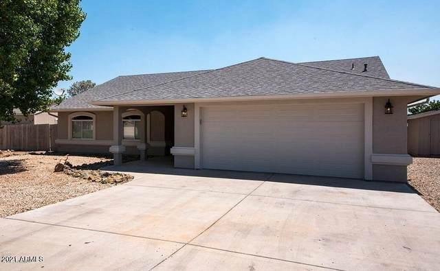 5241 N Lone Drive, Prescott Valley, AZ 86314 (MLS #6297907) :: The Laughton Team
