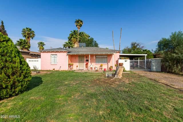 519 N 41ST Place, Phoenix, AZ 85008 (MLS #6297908) :: Executive Realty Advisors