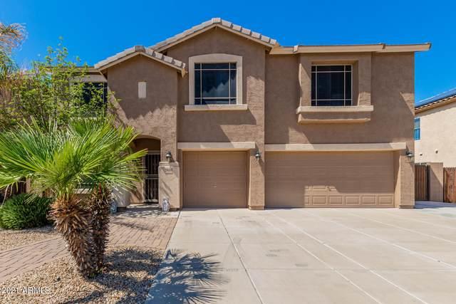 28034 N Jade Street, San Tan Valley, AZ 85143 (MLS #6297911) :: Elite Home Advisors