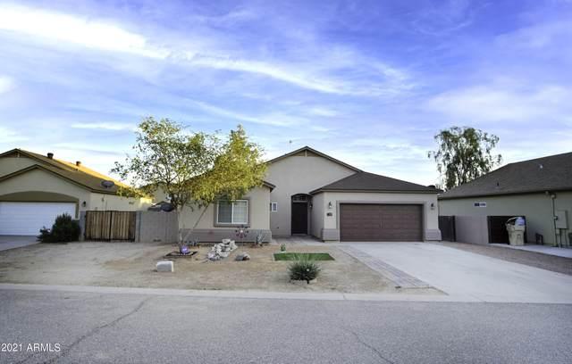 673 W Fairway Cove Drive, Casa Grande, AZ 85194 (MLS #6297919) :: Power Realty Group Model Home Center