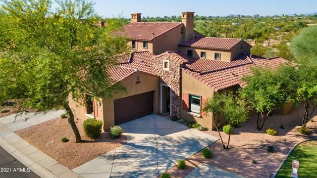 20750 N 87TH Street #1007, Scottsdale, AZ 85255 (MLS #6297923) :: Keller Williams Realty Phoenix