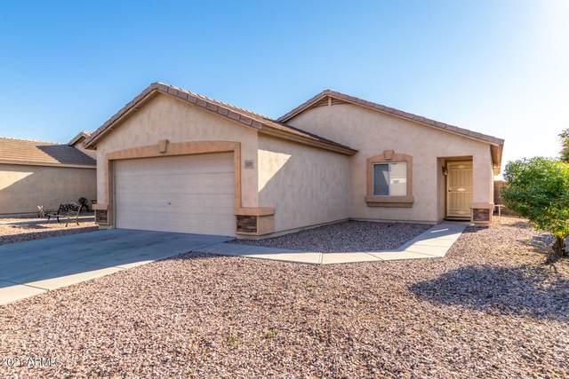 1579 S 225TH Lane, Buckeye, AZ 85326 (MLS #6297939) :: Yost Realty Group at RE/MAX Casa Grande