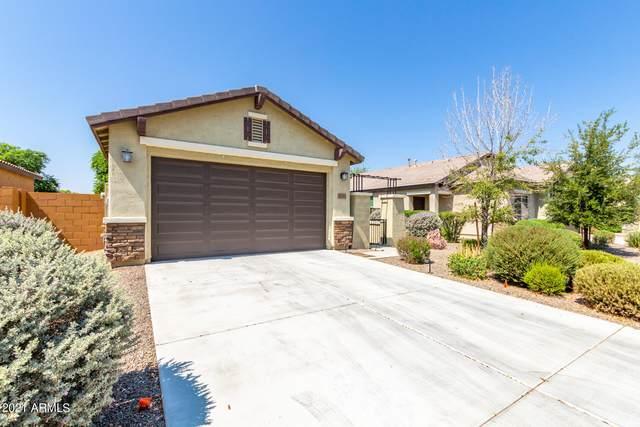 20558 N 260TH Lane, Buckeye, AZ 85396 (MLS #6297942) :: Klaus Team Real Estate Solutions